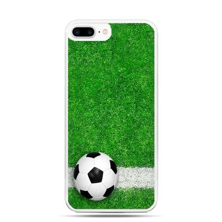 Etui na telefon iPhone 7 Plus - piłka murawa