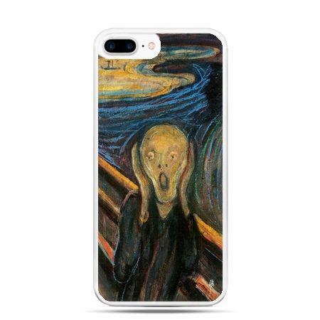 Etui na telefon iPhone 7 Plus - Krzyk Munka