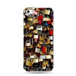 Etui kłódki iPhone 5c obudowa