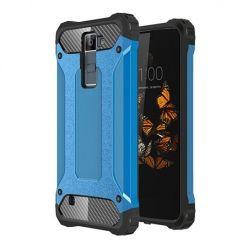 Pancerne etui na LG K8 2016 - niebieski.