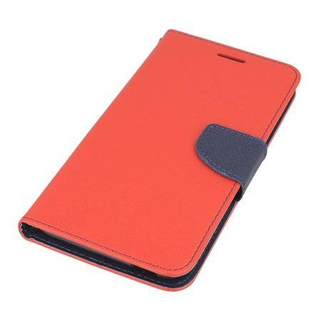 Etui na HTC Desire 820  Fancy Wallet - czerwony. PROMOCJA!!!
