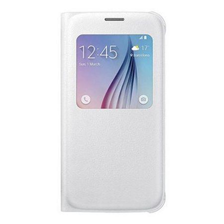 Galaxy S6 Flip S View z klapką białe.