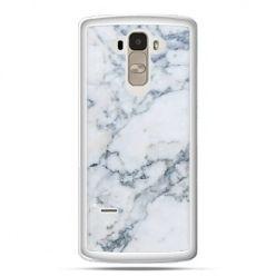 Etui na LG G4 Stylus biały marmur