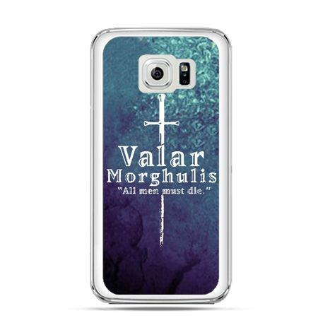 Etui na Galaxy S6 Edge Plus - Valar morghulis