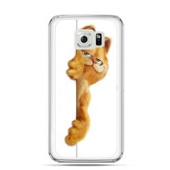 Etui na Galaxy S6 Edge Plus - Kot Garfield