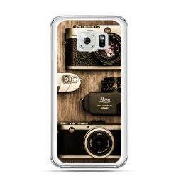 Etui na Galaxy S6 Edge Plus - aparaty retro