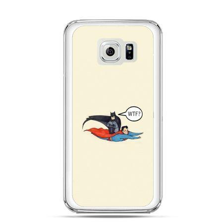 Etui na Galaxy S6 Edge Plus - Batman