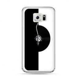Etui na Galaxy S6 Edge Plus - gramofon