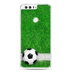 Etui na Huawei Honor 8 - piłka murawa
