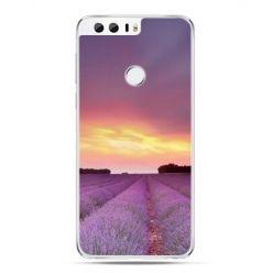 Etui na Huawei Honor 8 - wrzosowisko