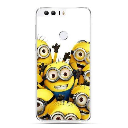 Etui na Huawei Honor 8 - Minionki