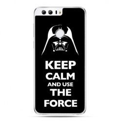 Etui na Huawei Honor 8 - Keep calm and use the force