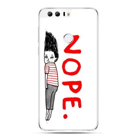 Etui na Huawei Honor 8 - Nope