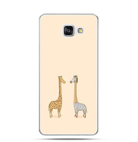 Etui na Samsung Galaxy A3 (2016) A310 - żyrafy