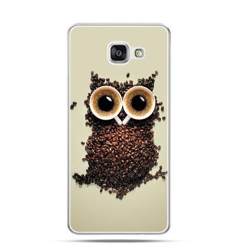 Etui na Samsung Galaxy A3 (2016) A310 - Kawa sowa