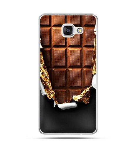 Etui na Samsung Galaxy A3 (2016) A310 - czekolada