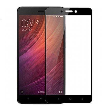 Hartowane szkło na cały ekran 3d Xiaomi Redmi Note 4 - Czarny.