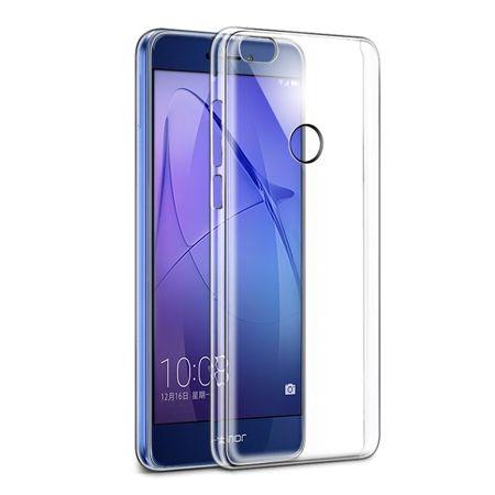 Huawei P9 Lite 2017 silikonowe etui przezroczyste crystal case.