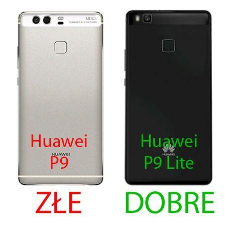 Huawei P9 Lite etui z ruchomym płynem w środku stardust srebrne.