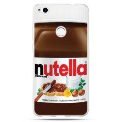 Etui na Huawei P9 Lite 2017 - Nutella czekolada słoik