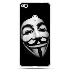 Etui na Huawei P9 Lite 2017 - maska Anonimus