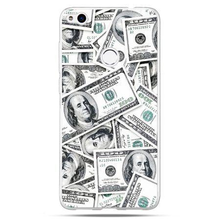 Etui na Huawei P9 Lite 2017 - dolary banknoty
