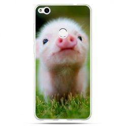 Etui na Huawei P9 Lite 2017 - świnka