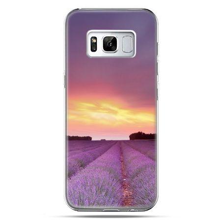 Etui na telefon Samsung Galaxy S8 - wrzosowisko