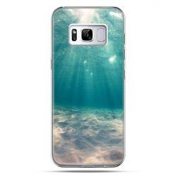 Etui na telefon Samsung Galaxy S8 - pod wodą