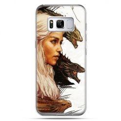 Etui na telefon Samsung Galaxy S8 Plus - Gra o Tron Daenerys Targaryen