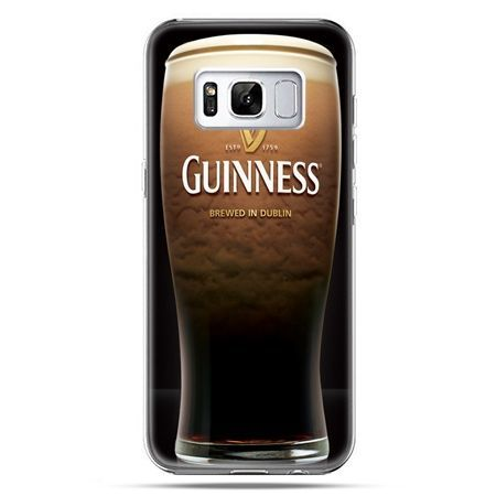 Etui na telefon Samsung Galaxy S8 Plus - Guinness