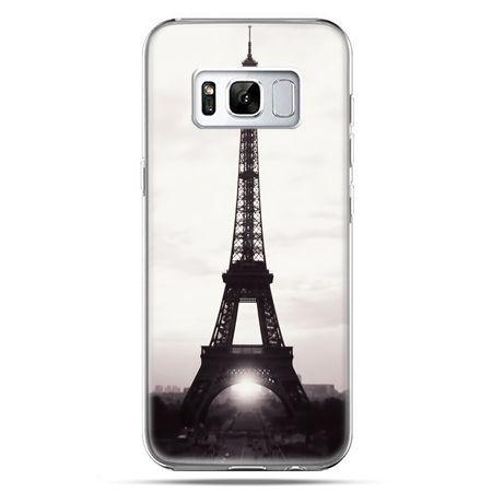 Etui na telefon Samsung Galaxy S8 Plus - Wieża Eiffla
