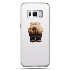 Etui na telefon Samsung Galaxy S8 Plus - miś Paddington
