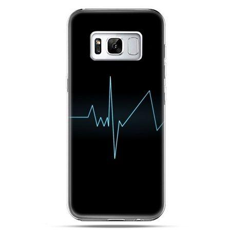Etui na telefon Samsung Galaxy S8 Plus - linia życia