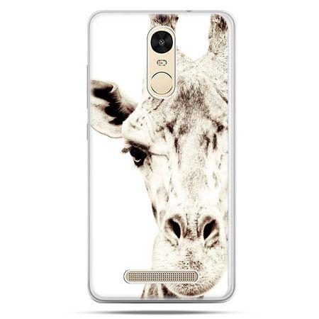 Etui na Xiaomi Redmi Note 3 - żyrafa