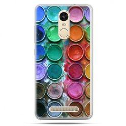 Etui na Xiaomi Redmi Note 3 - kolorowe farbki