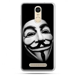 Etui na Xiaomi Redmi Note 3 - maska Anonimus