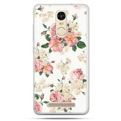 Etui na Xiaomi Redmi Note 3 - polne kwiaty