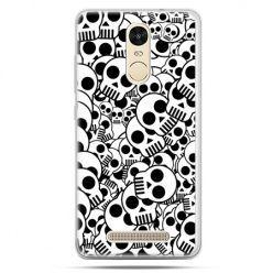 Etui na Xiaomi Redmi Note 3 - czaszki