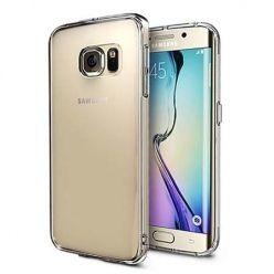 Etui na Galaxy S6 Edge Plus silikonowe crystal clear - bezbarwne.
