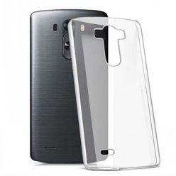 Etui na LG G4S silikonowe crystal case - bezbarwne.