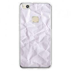 Etui na telefon Huawei P10 Lite - pomięty papier