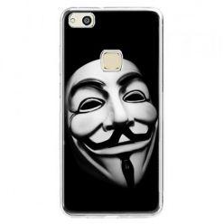 Etui na telefon Huawei P10 Lite - maska Anonimus