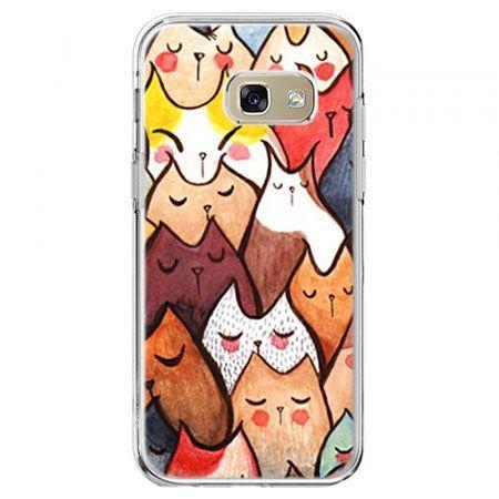 Etui na telefon Galaxy A5 2017 - koty