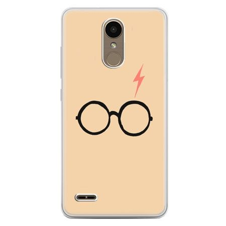Etui na telefon LG K10 2017 - Harry Potter okulary