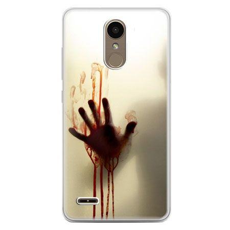 Etui na telefon LG K10 2017 - Zombie