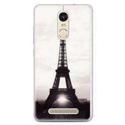 Etui na telefon Xiaomi Redmi Note 3 - Wieża Eiffla