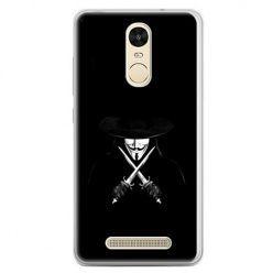Etui na telefon Xiaomi Redmi Note 3 - Anonimus