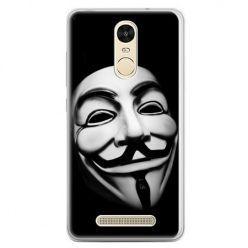 Etui na telefon Xiaomi Redmi Note 3 - maska Anonimus