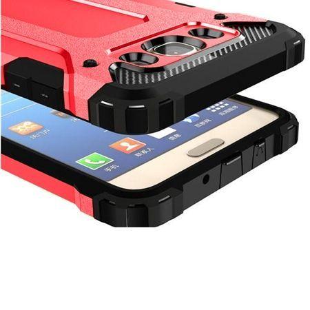 Pancerne etui na Samsung Galaxy J7 2016r - Czerwony